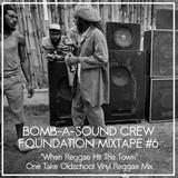Foundation mixtape #6