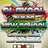 OL SKOOL BUILDS NEW SCHOOL 28th OCTOBER @ CLUB REVIEW. This is such a good cause do not miss it.
