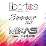 LIBERTOS CLUB SUMMER 2018