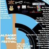 Alsager Music Festival 2013 - Post event special - Interviews and music from the day!