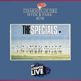 The Specials - Chariots of Fire - Live Hyde Park 2012