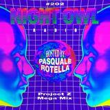 Night Owl Radio 202 ft. Project:Z 2019 Mega-Mix