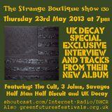 The Strange Boutique Show 130