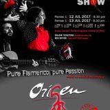 Origen, The Flamenco Show on AFO LIVE