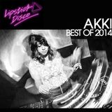 Akkis Best Of 2014 Mix for Lipstick Disco