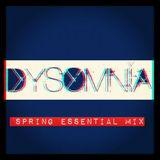 DYSOMNIA ESSENTIAL MIX SPRING 2012