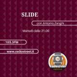 Slide 24.10.17: un nuovo appuntamento con la black music di Slide con Antonio Zanghì