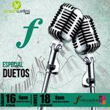 Fusionados Perú Especial Duetos 16/7/16