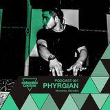 Phyrgian @Colombia Techno Podcast 001 (Talento de Armenia, Quindío)