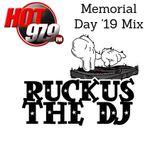 Memorial Day '19 Mix - Hot 97.9 FM - 60 Min Set