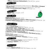 Agenda Villemorte / S3 février