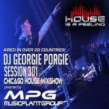 Georgie Porgie  MPG Radio Mixshow Session 301