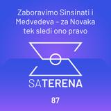 Sa terena 87: Zaboravimo Sinsinati i Medvedeva – za Novaka tek sledi ono pravo