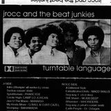 J Rocc & The Beat Junkies - Turntable Language (Side A) 1995/96