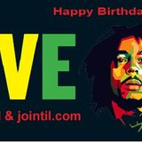 Joint Radio mix #7 Happy Birthday 71 to the reggae legendary Bob Marley