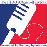 AskROTObaseball Livecast Presented by FantasySquads.com--March 19, 2014