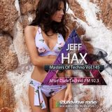 Masters Of Techno Vol.145 by Jeff Hax