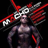 Alejandro Alvarez Live @ Macho Party Madrid 16/03/2019