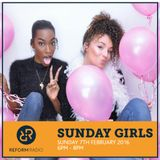 Sunday Girls 7th February 2016