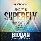 Biodan @ NYE Superfly at Roxy Prague (Dec 31, 2015, from 5AM till end)