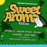 Sweet Aroma Riddim Mix Promo (Kalibandulu & Princevibe Prod.-2013) - Selecta Fazah K.