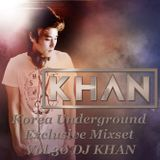 Korea Underground Exclusive Mixset Vol.30 DJ KHAN