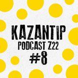 Kazantip Podcast #8 — Monkey Fish