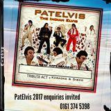 Patelvis Indian Elvis Sings 'Live'