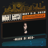 Mark di Meo - Exclusive mix for West Coast Weekender 2018