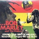 UPRISING TOUR Live at the San Siro Stadium, Milan, Italy (27 June 1980) [Vinyl Bootleg]