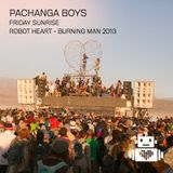 Pachanga Boys - Robot Heart 2013