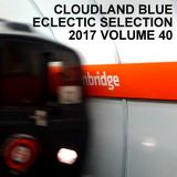 Cloudland Blue Eclectic Selection 2017 Vol 40