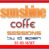 Sunshine Coffee Sessions 2016 Mixed By Mario España
