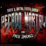 """PECADO MORTAL 17_01_15  ROCK PURO ROCK ETIQUETA NEGRA """"TESLA """" /AQUELARRE ENTREVISTA"""