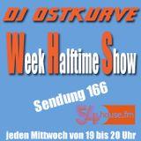 Week Halftime Show 166 mit DJ Ostkurve