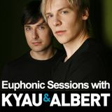 Kyau & Albert  -  Euphonic Sessions April  - 04-Apr-13