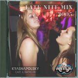 Wryck Late Nite Krasnapolsky 2005 Dj Mix
