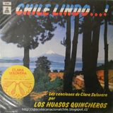 Los Huasos Quincheros: Chile Lindo! Las canciones de Clara Solovera. LDC-36649. Odeón. 1968. Chile.