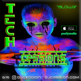"""Ces and the City PODCAST 93::: Tech Cessions3 """"Glow3"""""""