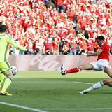 Wales - Northern Ireland 2nd half starring Petar 'The Cock' Vasilev and Tomas Lafchis