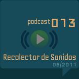 RECOLECTOR DE SONIDOS 013 - 08/2011