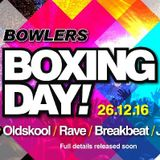"""Boxing Day @ Bowlers""  Jungle Breakbeat Classix Mix By Jason Formosa"