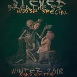 """SteveK - Breathe 055 """"Winter 2018"""" (House Special Vinyl Session)"""