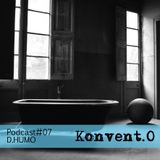 Konvent.0 Podcast #07 D. HUMO