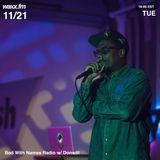Bad With Names Radio w/ Donwill on @WAXXFM - 11/21/17