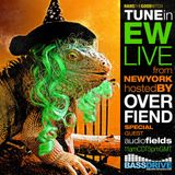 Audiofields on EW Live From New York - BASSDRIVE RADIO 27-10-18