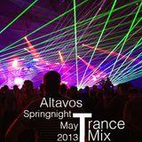 Springnight Trance mix - May 2013