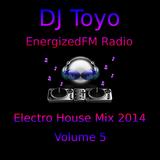 DJ Toyo - EnergizedFM Radio Electro House Mix 2014 - Volume 05
