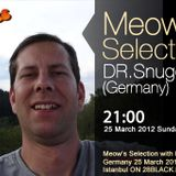 Dr. Snuggles guestmix to 28Meow's Selection 25.03.2012.