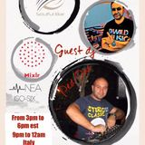 Dj Ped One present live mix Set for Dwild Music Radio - Soulful Bar by Andrea Curato Dj with Jingle